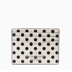 NWT❣️Kate Spade Small Slim Card Holder